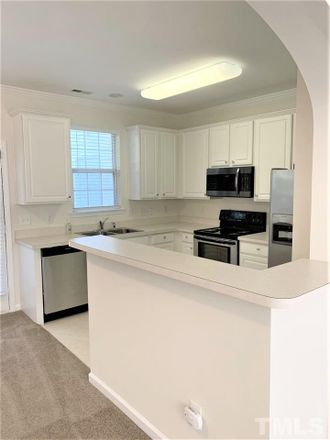 Rent this 3 bed townhouse on 1946 Lost Lane in Raleigh, NC 27603