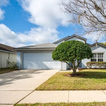 Rent this 3 bed house on 2648 Amaya Terrace in Lake Mary, FL 32746