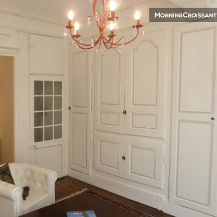 Rent this 1 bed apartment on 6 Rue des Dames in 35000 Rennes, France