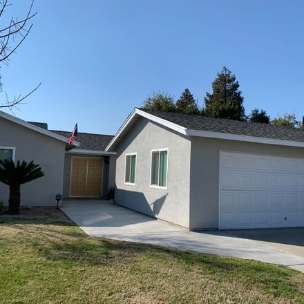 Rent this 3 bed house on South Pride Street in Visalia, CA 93277