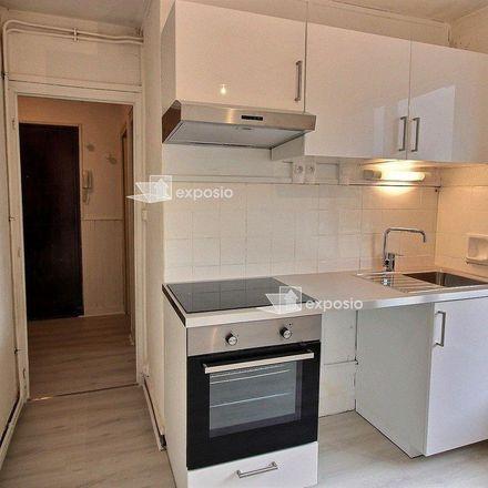 Rent this 3 bed apartment on 18 Rue Jean Cocteau in 38400 Saint-Martin-d'Hères, France