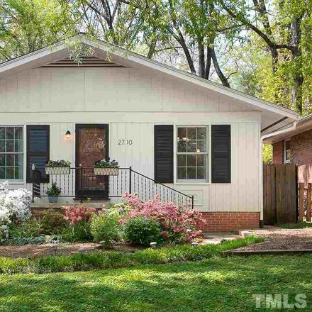 Rent this 3 bed house on 2710 Sarah Avenue in Durham, NC 27707