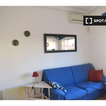 Rent this 1 bed apartment on Carrer de Vilafranca in 42, 08024 Barcelona