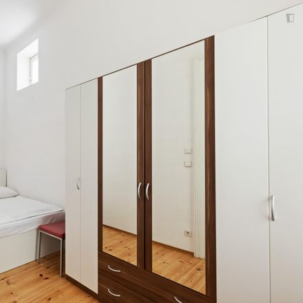 Rent this 1 bed apartment on Große Mohrengasse 29 in 1020 Vienna, Austria