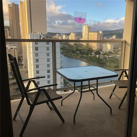 Rent this 0 bed condo on Island Colony in 445 Seaside Avenue, Honolulu