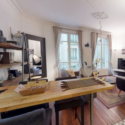 Rent this 1 bed apartment on 8 Rue Lalo in 75116 Paris, France