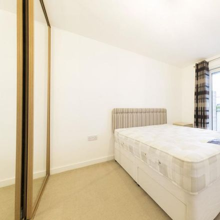 Rent this 1 bed apartment on 4 Reminder Lane in London SE10 0UJ, United Kingdom
