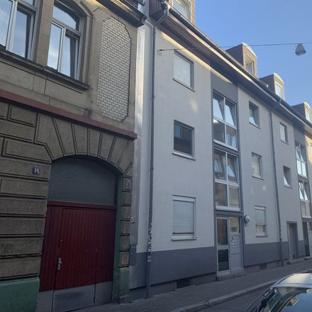 Rent this 2 bed apartment on Mittelstraße 61 in 68169 Mannheim, Germany