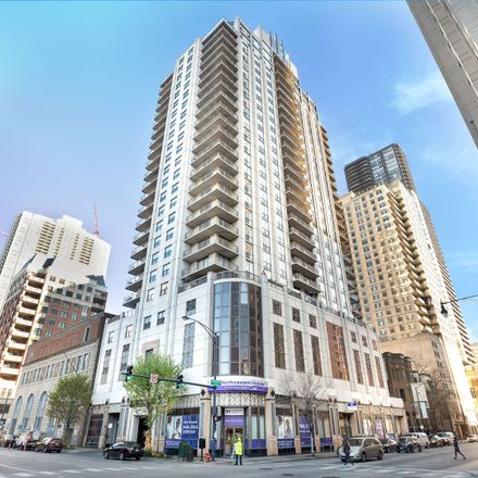 Rent this 2 bed condo on The Caravel in 635 North Dearborn Street, Chicago