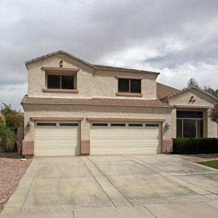 Rent this 5 bed house on 4471 South Franks Place in Gilbert, AZ 85297