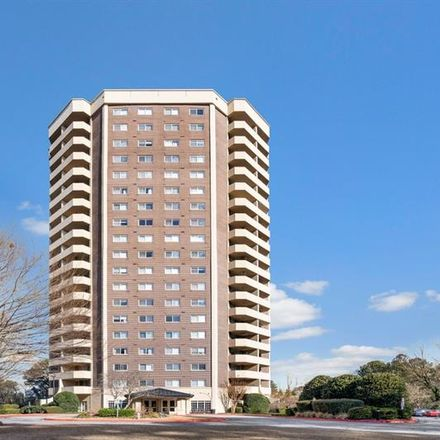 Rent this 1 bed condo on 1501 Clairmont Road in North Decatur, GA 30033