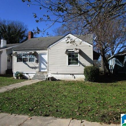 Rent this 2 bed house on 2808 Avenue H in Birmingham, AL 35218