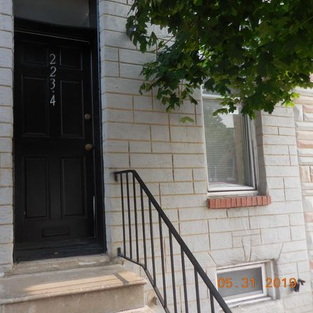 Rent this 2 bed townhouse on 2234 Orleans Street in Baltimore, MD 21231