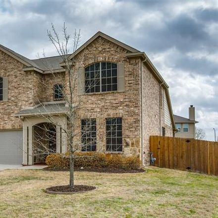 Rent this 4 bed house on 14300 Mariposa Lily Lane in Fort Worth, TX 76052