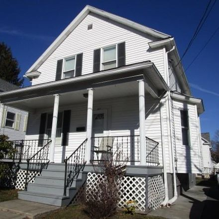 Rent this 3 bed house on 27 Ridge Street in Cranston, RI 02920