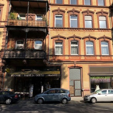 Rent this 3 bed apartment on Rheinstraße 101 in 65185 Wiesbaden, Germany