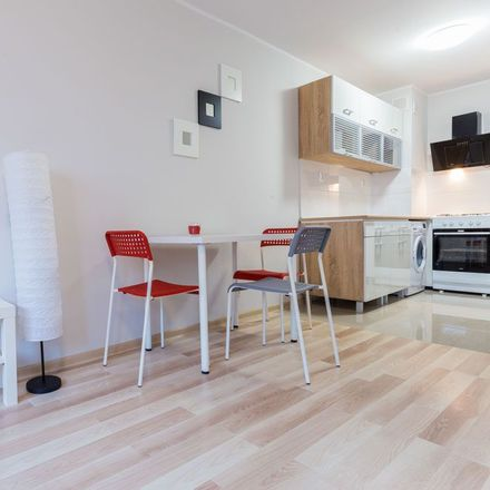Rent this 1 bed apartment on Pruszkowska 12 in 02-119 Warsaw, Poland