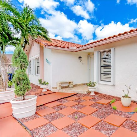Rent this 3 bed house on 9857 Southwest 7th Street in Miami-Dade County, FL 33174