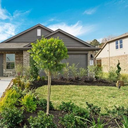 Rent this 4 bed house on Otter Falls Drive in Harris County, TX 77373