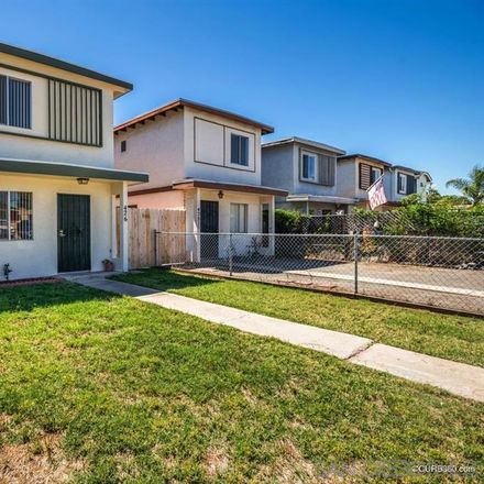 Rent this 3 bed house on 426 Sacramento Ave in Spring Valley, CA