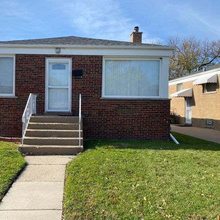 Rent this 3 bed house on S May St in Riverdale, IL