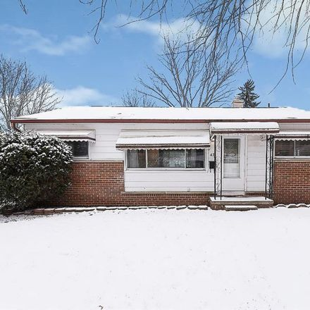 Rent this 3 bed house on Hayes St in Ypsilanti, MI