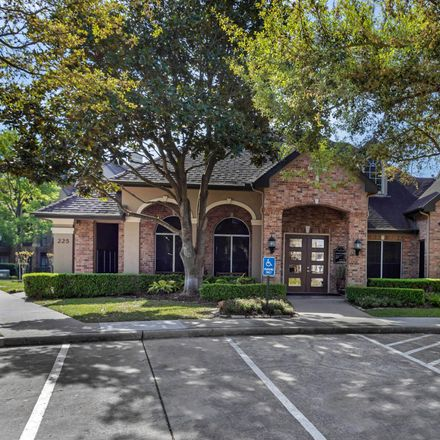 Rent this 2 bed apartment on 4184 Sweetwater Boulevard in Sugar Land, TX 77479