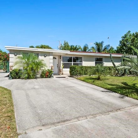 Rent this 4 bed house on 1408 Northwest 62nd Terrace in Hammondville, FL 33063