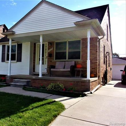 Rent this 3 bed house on 15659 Russell Avenue in Allen Park, MI 48101