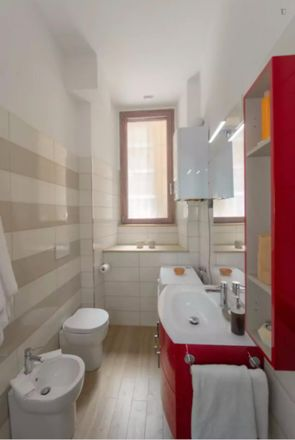 Rent this 3 bed room on Via Belisario in 00198 Rome Roma Capitale, Italy