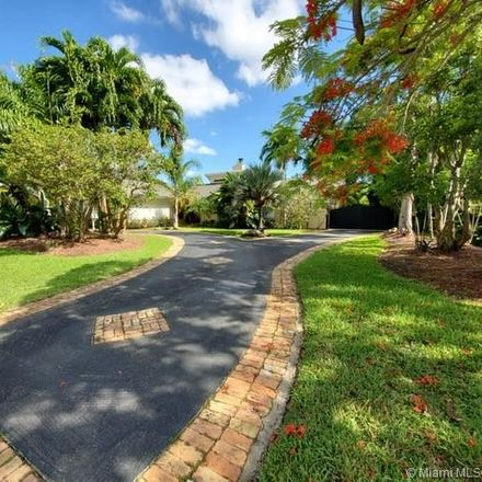 Rent this 3 bed house on Southwest 96th Street in Pinecrest, FL 33156-7704