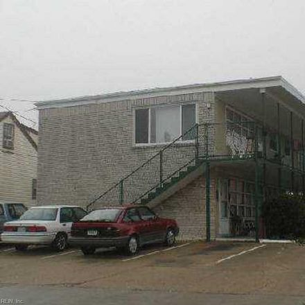 Rent this 1 bed apartment on 1957 East Ocean View Avenue in Norfolk, VA 23503
