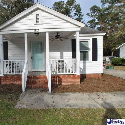 Rent this 3 bed house on Wenonah Dr in Florence, SC