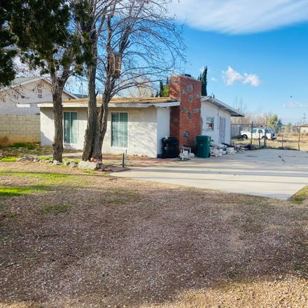 Rent this 2 bed house on 3019 W Ave L in Lancaster, CA