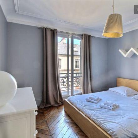 Rent this 3 bed apartment on 12 Rue Bochart de Saron in 75009 Paris, France