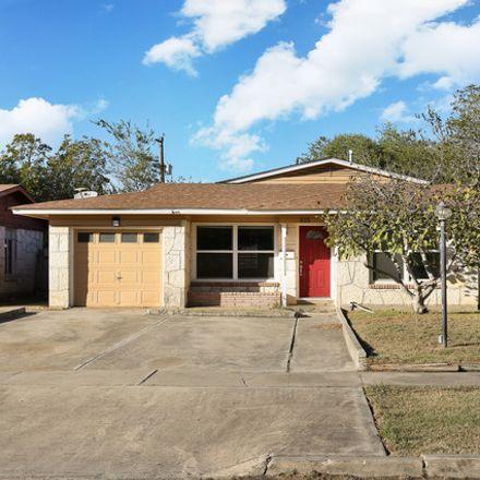 Rent this 5 bed house on 615 Burwood Lane in San Antonio, TX 78213