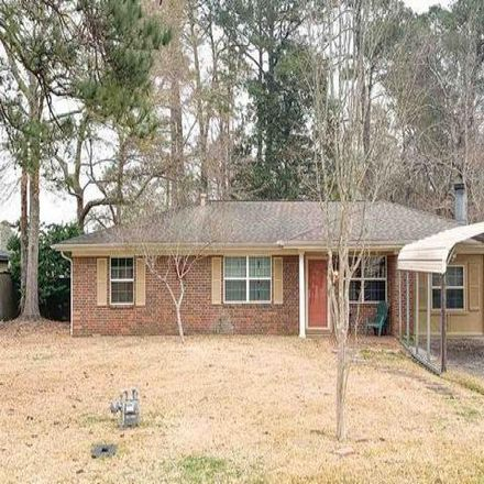 Rent this 3 bed house on 1473 Windwood Street in Vidor, TX 77662