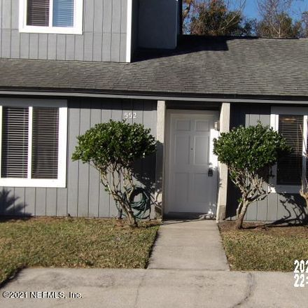 Rent this 3 bed townhouse on 552 Aquatic Drive in Atlantic Beach, FL 32233