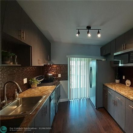 Rent this 1 bed condo on 7355 Northwest 4th Place in Margate, FL 33063