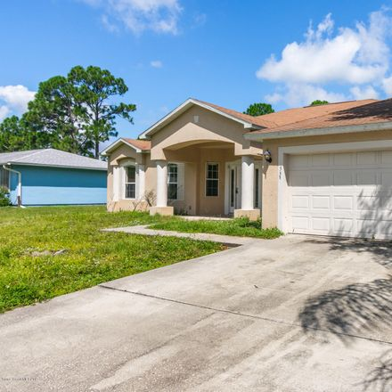 Rent this 4 bed apartment on Belvedere Rd NW in Palm Bay, FL