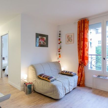 Rent this 2 bed apartment on 8 Passage des Abbesses in 75018 Paris, France