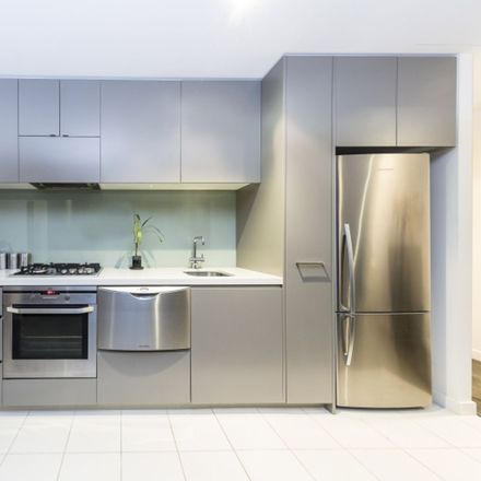 Rent this 1 bed apartment on 908/55 Queens Road