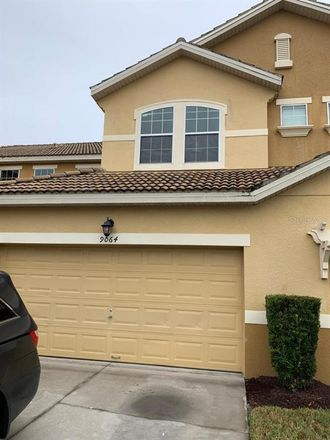 Rent this 3 bed townhouse on 9064 Shepton St in Orlando, FL