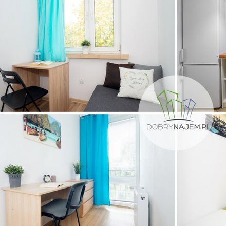 Rent this 5 bed room on Bolesława Czerwieńskiego 10 in 31-319 Krakow, Poland
