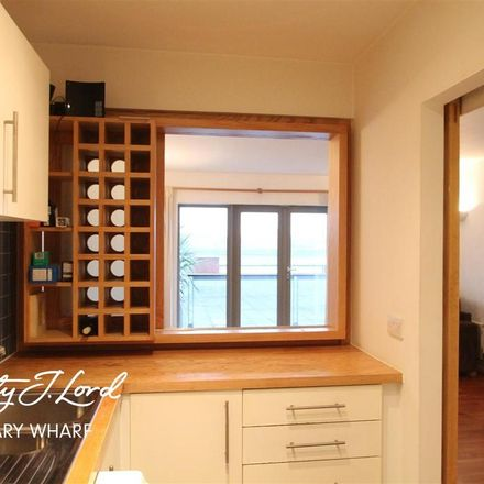 Rent this 2 bed apartment on Hutchings Wharf in 1 Hutching's Street, London E14 8JY