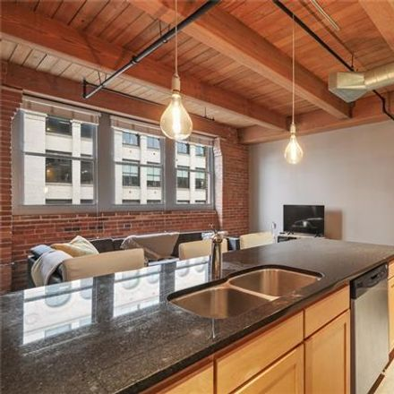 Rent this 1 bed loft on Popham Law Firm in 712 Broadway Boulevard, Downtown Kansas City