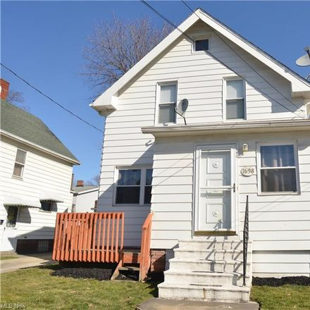 Rent this 2 bed house on 1698 Galion Avenue in Cleveland, OH 44109