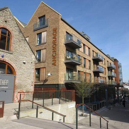 Rent this 2 bed apartment on Anchorage in Gaol Ferry Steps, Bristol BS1