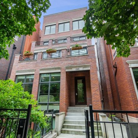 Rent this 2 bed condo on 2305 West Wabansia Avenue in Chicago, IL 60647