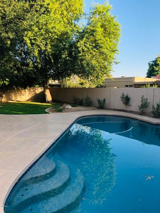 Rent this 3 bed townhouse on 7307 East Echo Lane in Scottsdale, AZ 85258